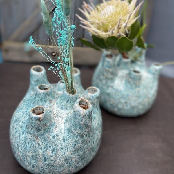 "Vase ""Koralle"" Bild 1"
