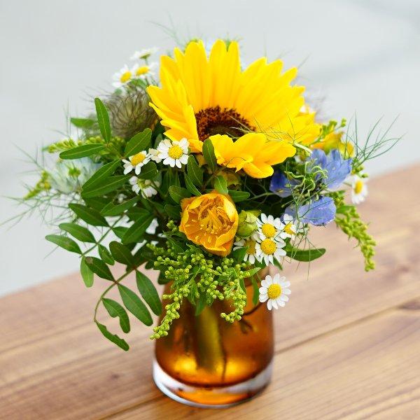 Komplett-Set Sonnenblume Bild 2