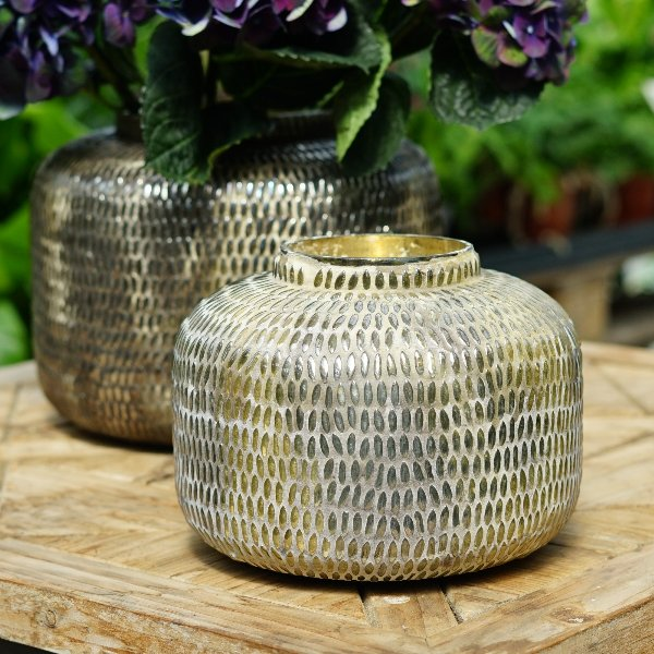 "Vase ""Rice Mosaic"" Bild 3"