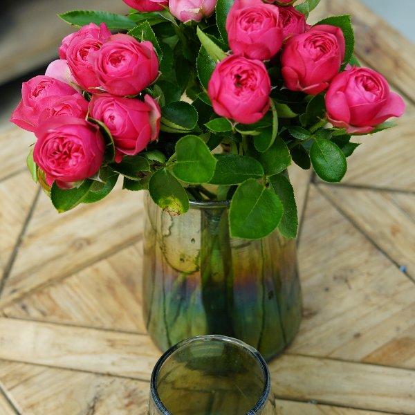 """Vase """"Rainbow"""" Bild 3"""