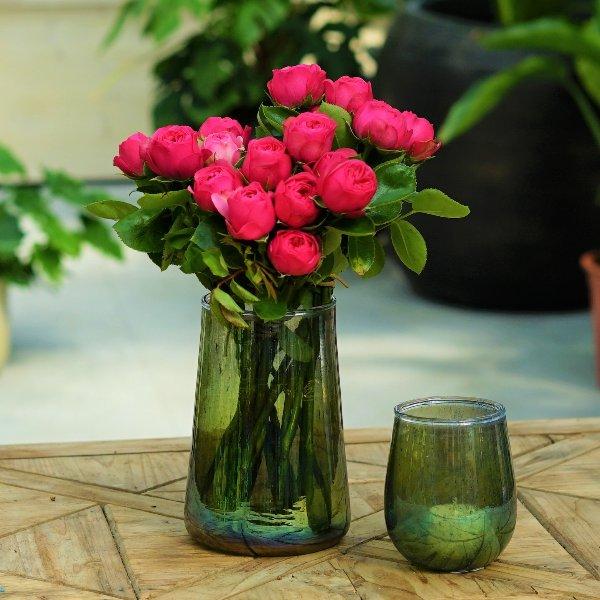 """Vase """"Rainbow"""" Bild 4"""