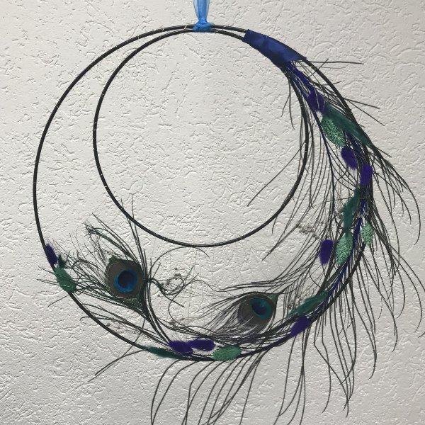 Loop in Blautönen Bild 2