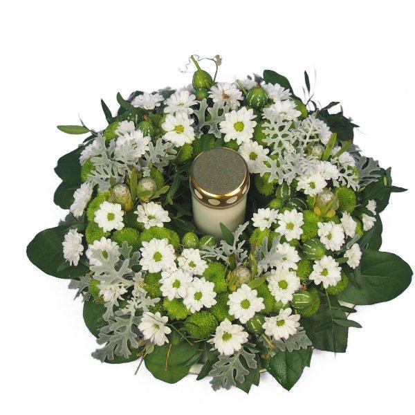 Gedenkkranz für Grabstätte Bild 2