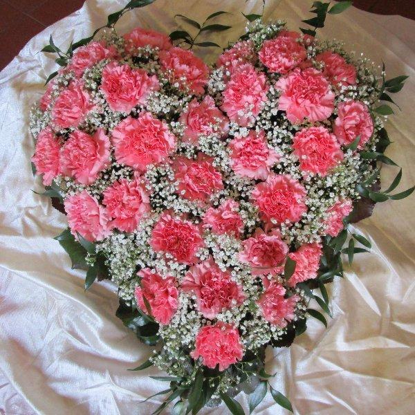 Herz rosa Bild 1