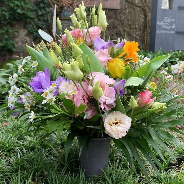 Blumenstrauß der Saison Bild 2