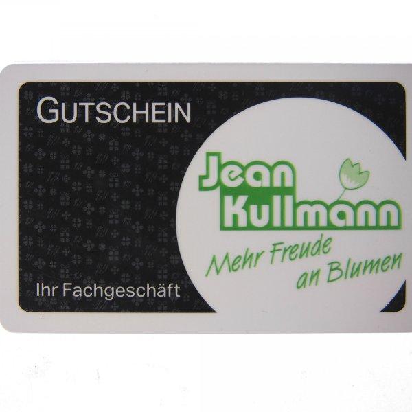 Gutschein zur Einlösung im Blumenhaus Jean Kullmann Bild 1