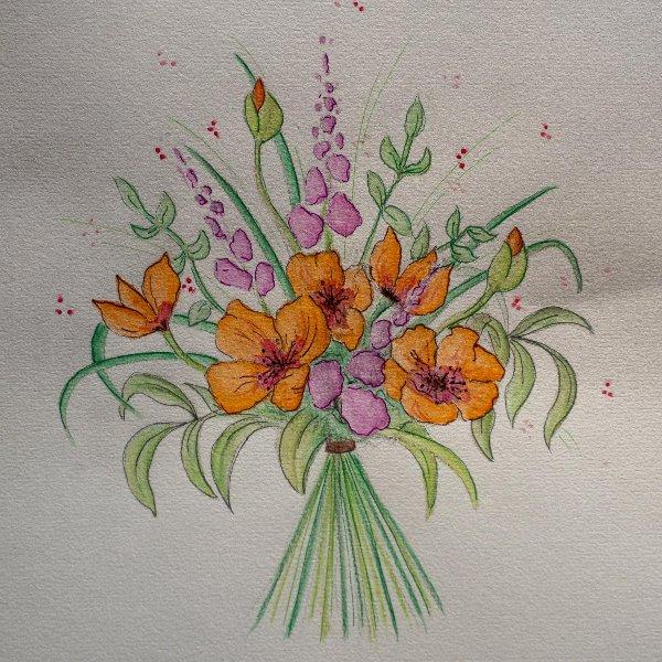 Blumenstrauß des Tages Bild 1