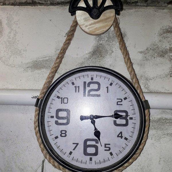 Wand-Uhr Bild 1