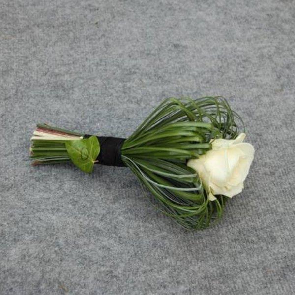 Rose als Handstrauß Bild 1