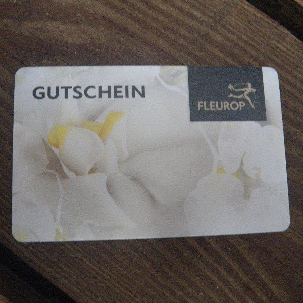 Fleurop Gutschein in unterschiedlichen Werten Bild 1