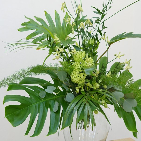 Greenerystrauß Bild 1