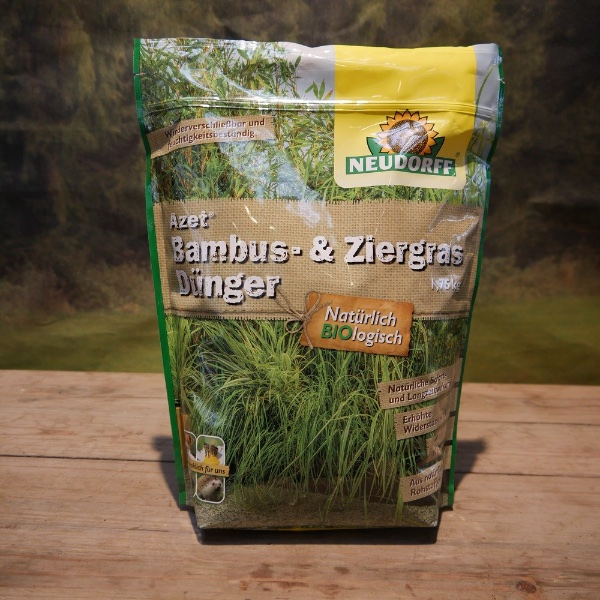 Bambus & Ziergrasdünger 1,75kg Bild 1