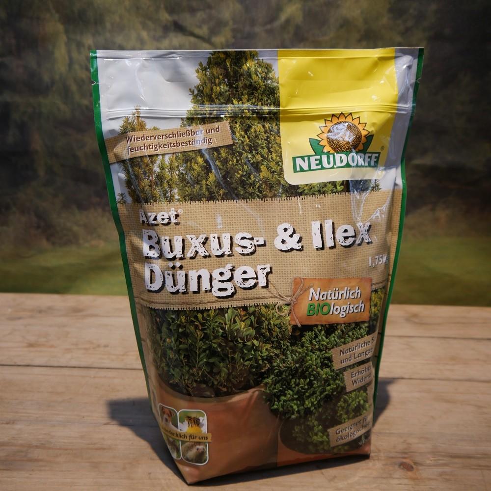 Buxus- & Ilex Dünger  1,75kg Bild 1