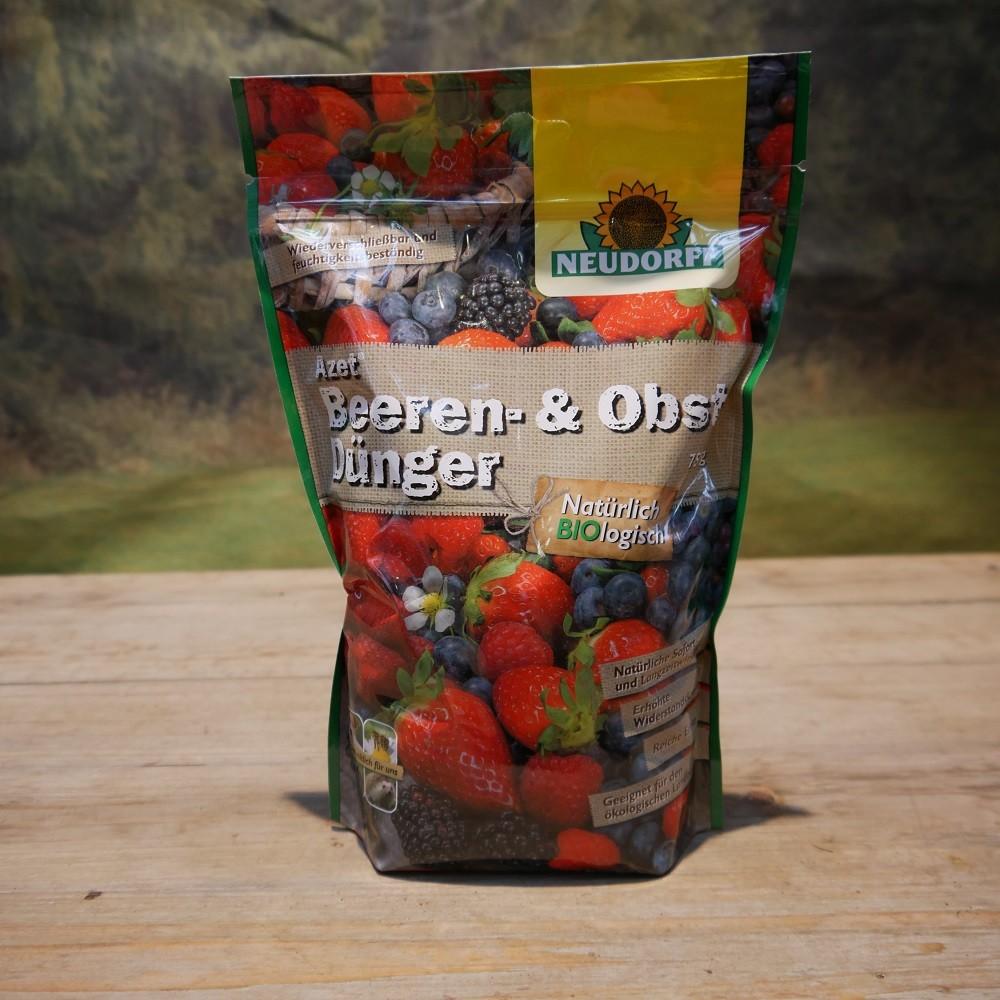 Beeren- & Obstdünger 750g Bild 1