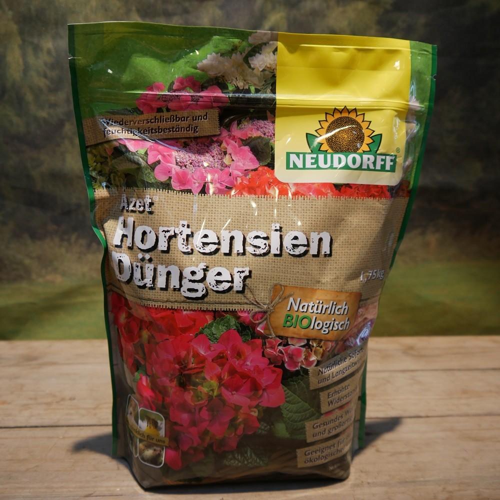 Hortensien Dünger 1,75kg Bild 1