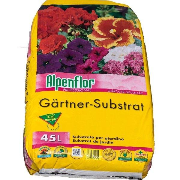 Gärtnersubstrat Bild 1