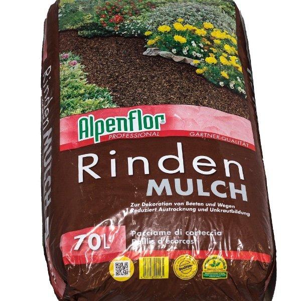 Rindenmulch 70l Bild 1