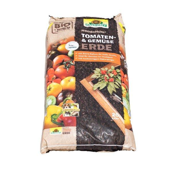 BIO Gemüse- / Tomatenerde Bild 1