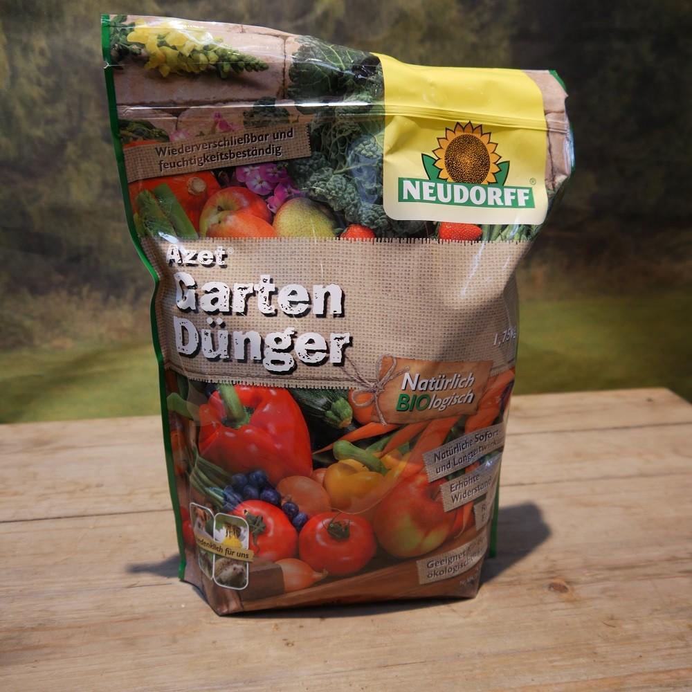Garten Dünger  1,75kg Bild 1