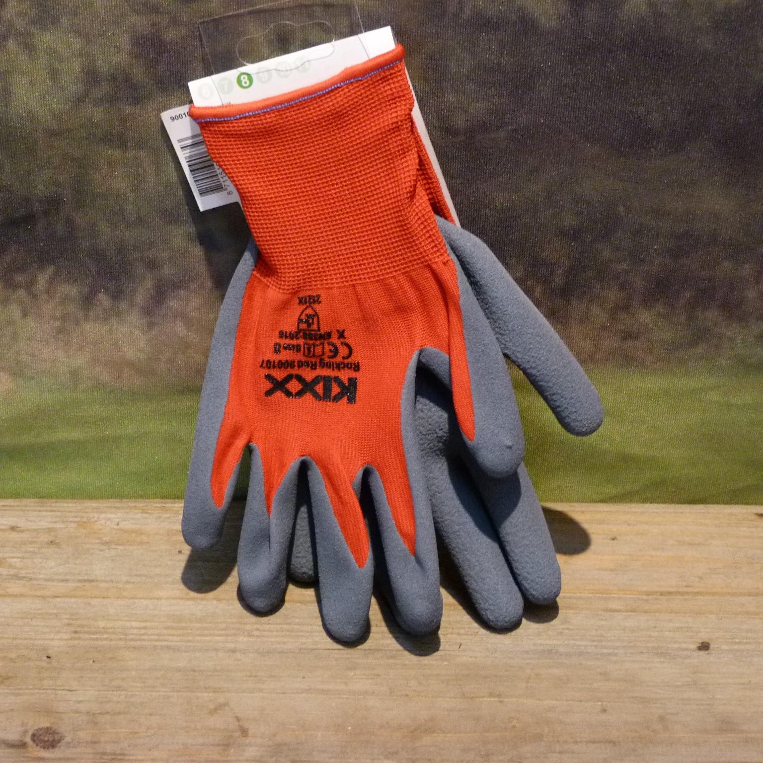 Handschuhe rot Bild 1