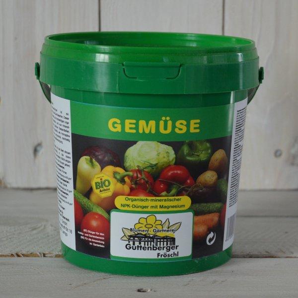 Bio Gemüse- & Kräuterdünger Bild 1