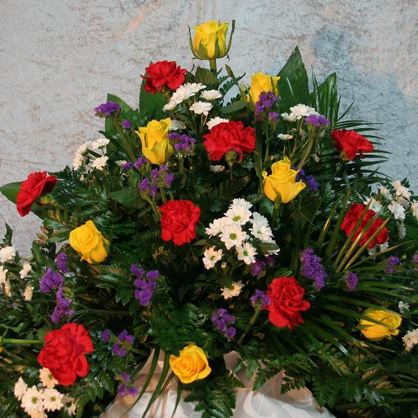 Trauergesteck Bild 1