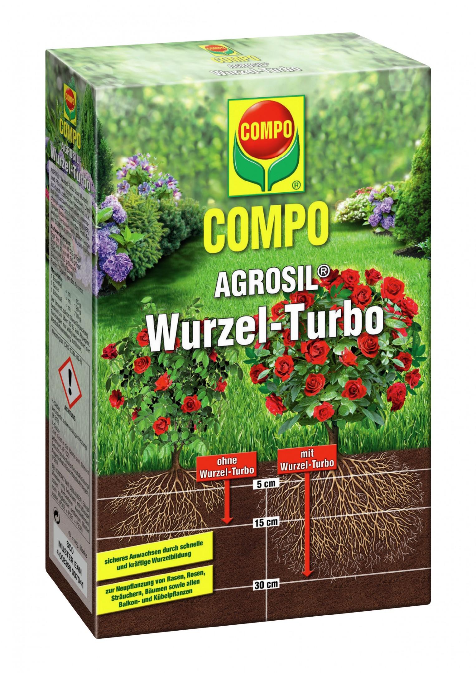 COMPO AGROSIL Wurzel-Turbo Bild 1
