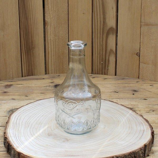"""Glasflasche """"Vintage"""" Bild 1"""