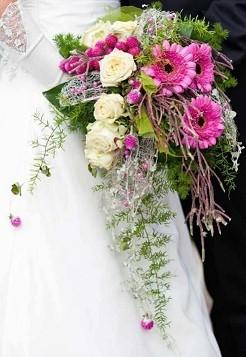 Brautstrauß Bild 1
