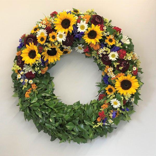 Blumenwiese Bild 1