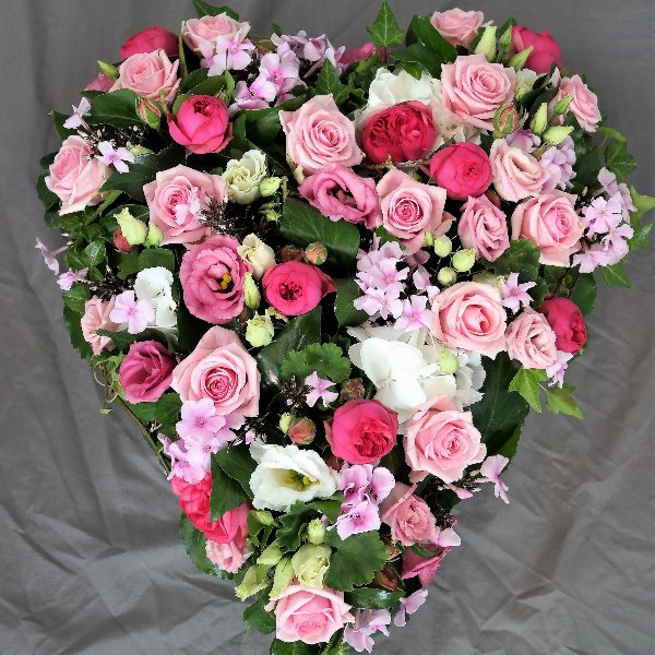 Herz in Pink Bild 1