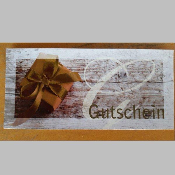 """Gutschein """"Geschenk"""" Bild 1"""