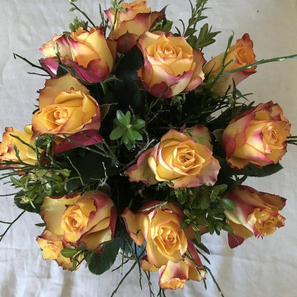 Rosenstrauß Bild 1