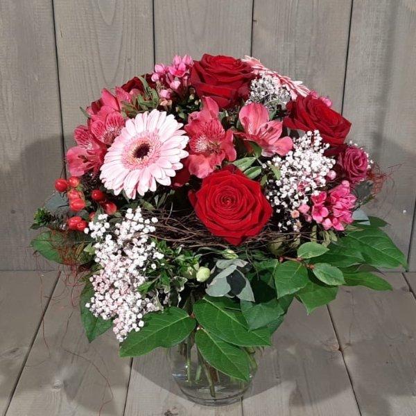 """Blumenstrauß  """"Alles Liebe"""" Bild 1"""