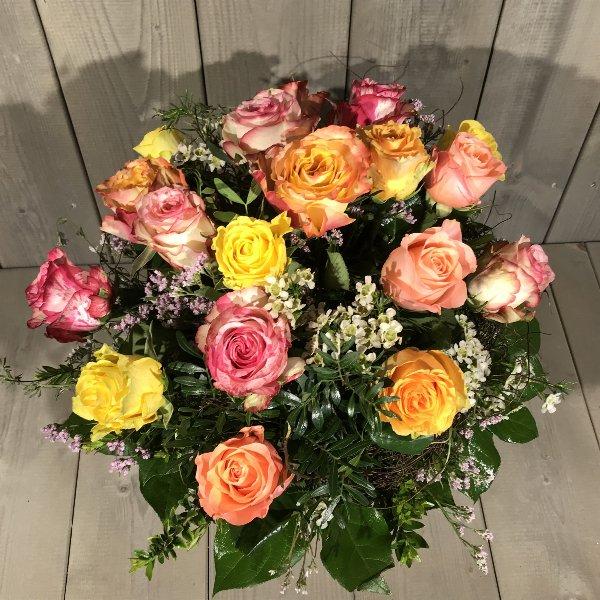 """Blumenstrauß  """"Rosentraum"""" Bild 1"""