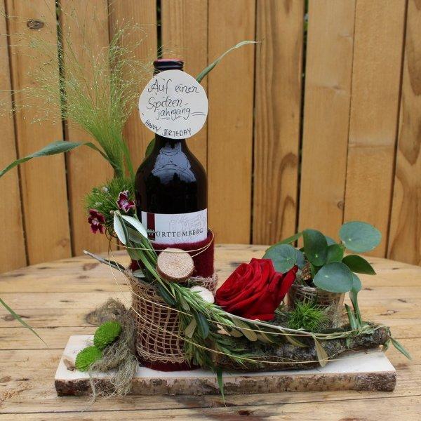 "Geschenkidee ""Weinpräsent"" Bild 1"