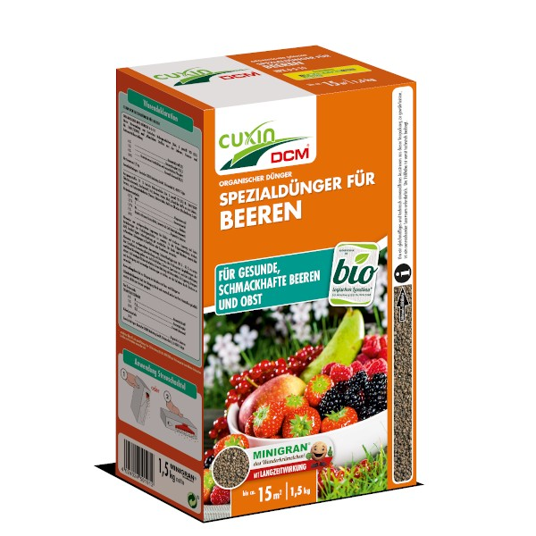 Beeren- & Obstdünger Bild 1