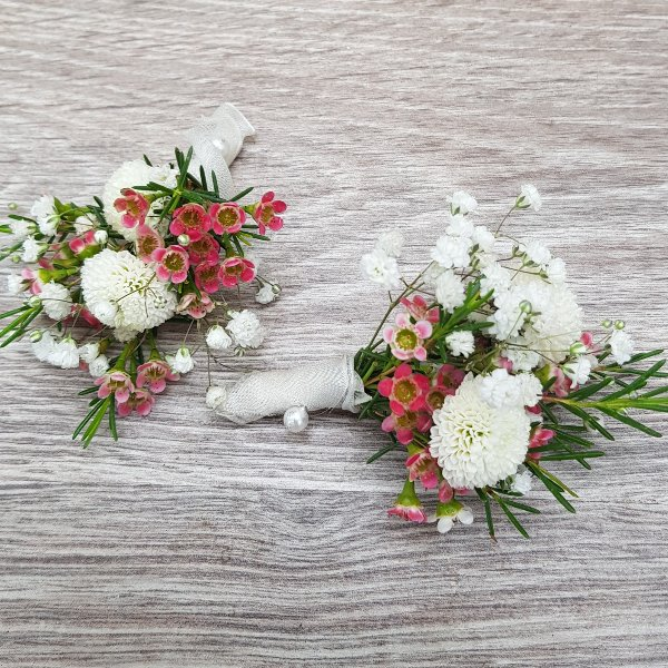 Anstecker Chrysantheme Bild 3
